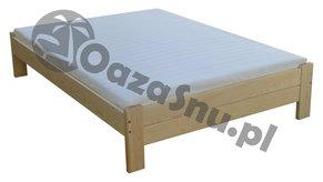 łóżka Sosnowe Jednoosobowe Oazasnupl