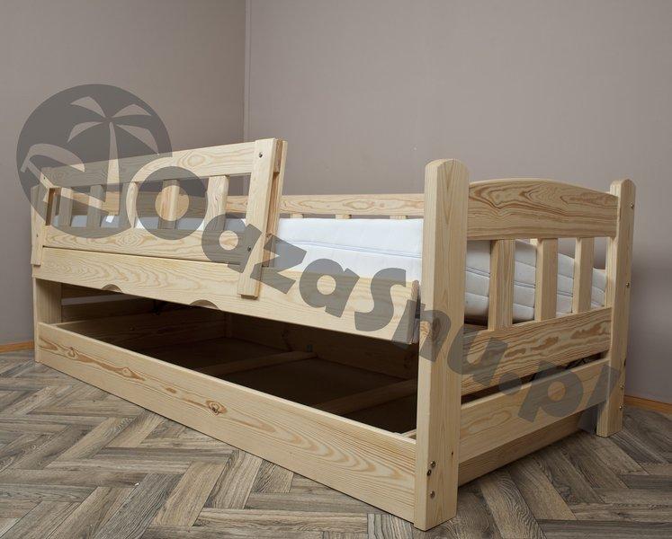łóżka Sosnowe Z Pojemnikiem Na Pościel Oazasnupl