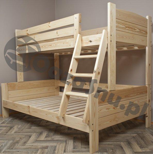 łóżka Piętrowe 3 Osobowe Oazasnupl
