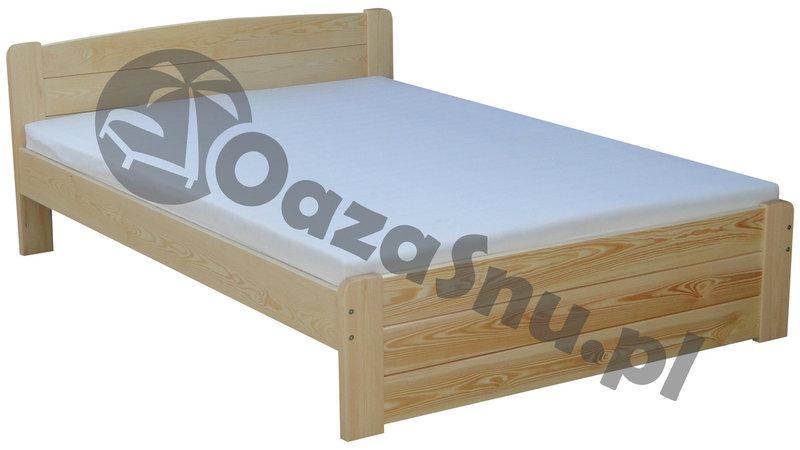Drewniane łóżka Małżeńskie Do Sypialni Oazasnupl