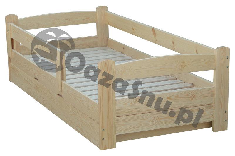 Ogromny Łóżka drewniane od producenta - OazaSnu.pl UP95
