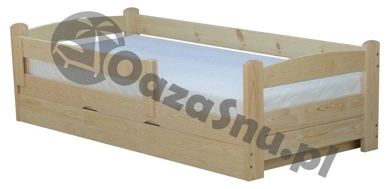 Zupełnie nowe Łóżka drewniane od producenta - OazaSnu.pl VA17